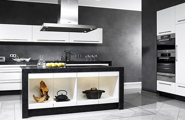 lignatus - terra | exklusive mineralische wandbeschichtungen - Wandbeschichtung Küche